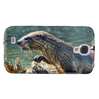 Die Tier-Foto Fluss-Otter Tier-Liebhaber Galaxy S4 Hülle