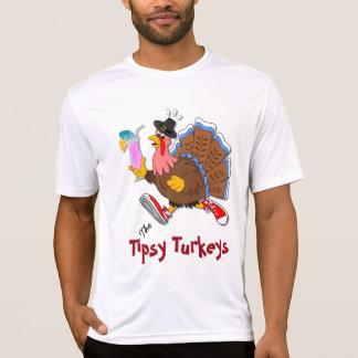 Die Tipsy Türkei (Cocktail) - Sport Tek SS T-Shirt