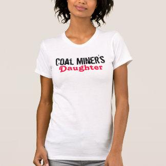 Die Tochter des Kohlen-Bergmannes T-Shirt