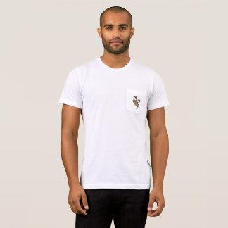 Die Trägheits-Taschen-T-Stück der Männer T-Shirt