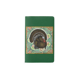 Die Türkei auf den Grüntönen Moleskine Taschennotizbuch