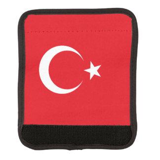Die Türkei-Flagge Gepäckgriff Marker