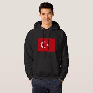 Die Türkei-Flagge Hoodie