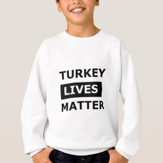 Die Türkei lebt Angelegenheit Sweatshirt