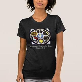 Die unitarische universalistische Kirche Rockford, T-Shirt
