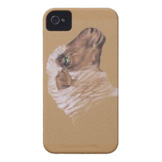 Die unwirschen Schafe iPhone 4 Hülle