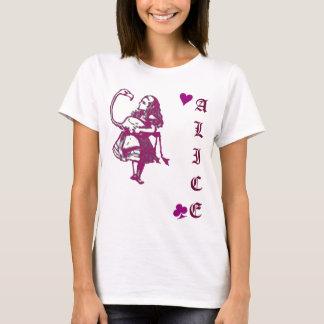 Die ursprüngliche Alice im Wunderland T-Shirt