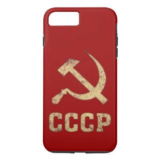 Die Vintage Sowjetunion iPhone 8 Plus/7 Plus Hülle