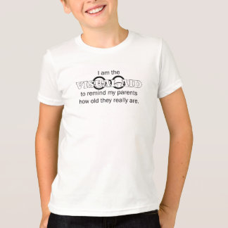Die visuelle Hilfe T-Shirt