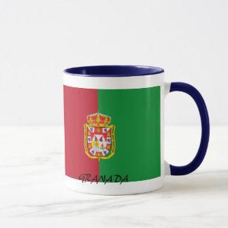 die Vornehme Flagge zerteilt Tasse