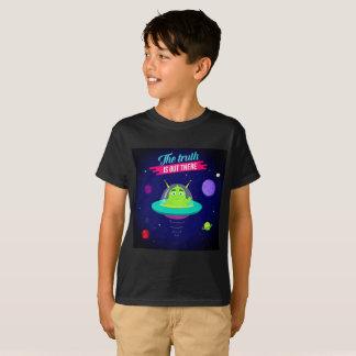 Die Wahrheit ist dort draussen T-Shirt