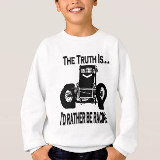 Die Wahrheit ist nicht Flügel Sweatshirt