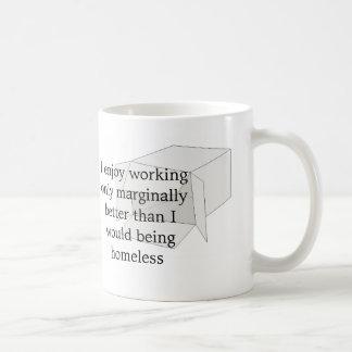 Die Wahrheit Kaffeetasse
