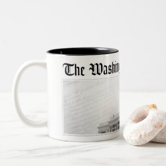 Die WashCo zwei Ton-Kaffee-Tasse Zweifarbige Tasse
