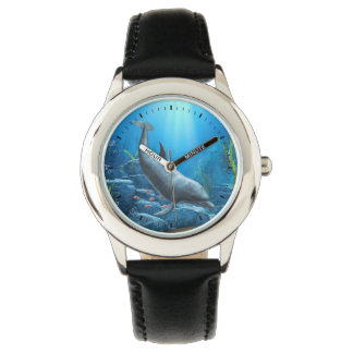 Die Welt des Delphins Uhr