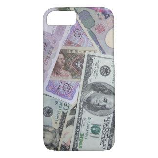 Die Welt des Geldes iPhone 8/7 Hülle