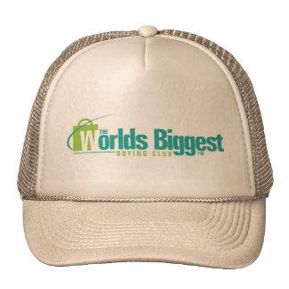 Die Welten am größten: Cooler Hut: TAN Kult Cap