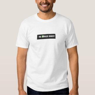 Die Welten am größten: Das T-Shirt der Männer