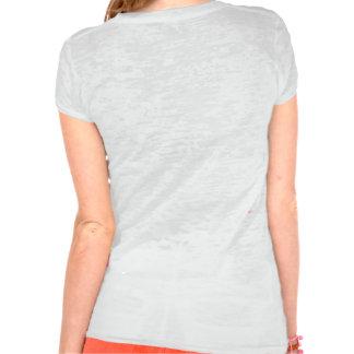 Die Welten am größten: Die gewaschene T der Frauen Shirt