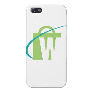 """Die Welten am größten: iPhone """"W"""" Fall iPhone 5 Etui"""