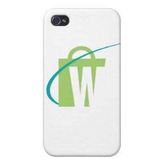 """Die Welten am größten: iPhone """"W"""" Fall Etui Fürs iPhone 4"""