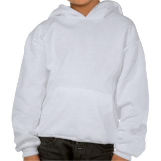 Die Welten am größten: KinderHoodie Pullover