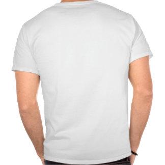Die Welten am größten: Weiß 2 das T-Shirt der Männ