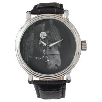 Die Wettbewerbsvorteil-Uhr Armbanduhr