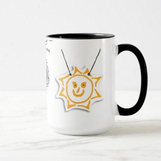 Die Wetter-Tasse Tasse