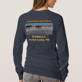 Die wilden Pferde der Korolla T-Shirt