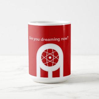 Die Wirklichkeits-Karo-Schale Kaffeetasse