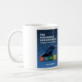 Die wormhole-Abenteuer Kaffeetasse