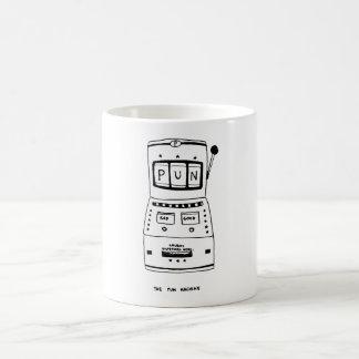 Die Wortspiel-Maschine Kaffeetasse