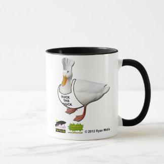 Die Wunsch-Fisch-Familie - Enten-Bill-Tasse Tasse