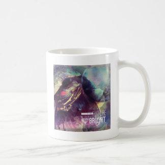 Die Zukunft ist, Myrte die Schildkröte hell Kaffeetasse