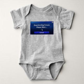 Die Zukunft lädt herunter Baby Strampler