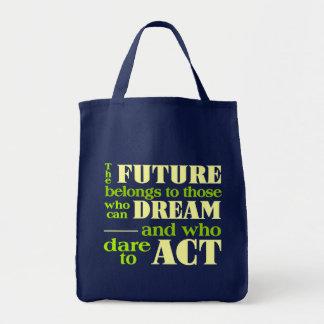 Die zukünftige Tasche