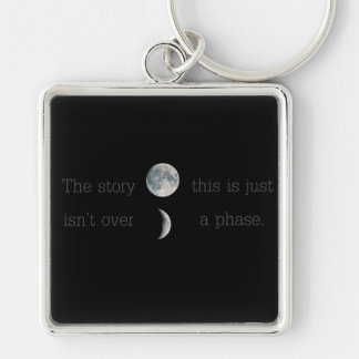 Diese Geschichte ist nicht vorbei; dieses ist Schlüsselanhänger