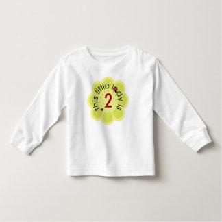 Diese kleine Dame ist… Kleinkind T-shirt
