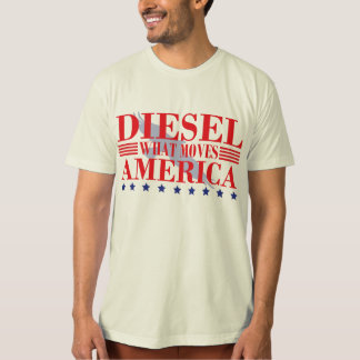 Diesel bewegt Amerika T-Shirt