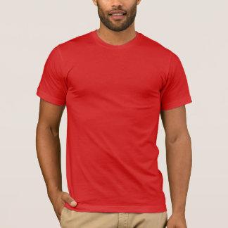 Dieselkarikatur-Rückseite T-Shirt
