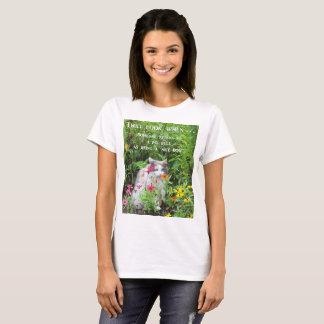 Dieser Blick wenn. Katze Meme T-Shirt