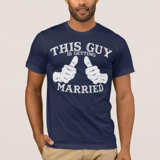 T-Shirts für den Junggesellenabschied