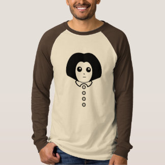 Dieses ist Candace. Auf einem Duoton Hemd T-Shirt