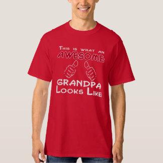 Dieses ist, ein welcher FANTASTISCHER GROSSVATER T-Shirt