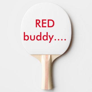 dieses ist eine neue Version von Klingeln pong Tischtennis Schläger
