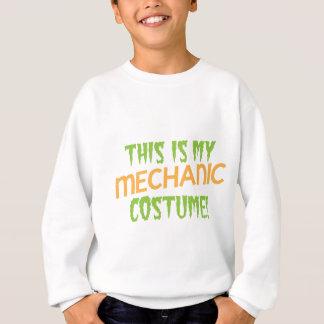 Dieses ist mein MECHANIKER-Kostüm Sweatshirt