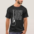 Dieses ist meine Gitarre T-Shirt