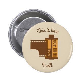 Dieses ist, wie ich 35 runder button 5,1 cm