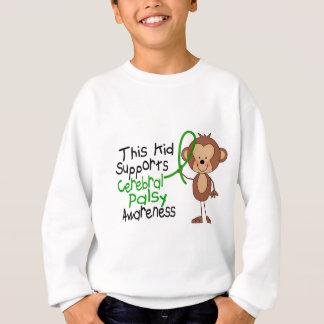 Dieses Kind stützt zerebrale Lähmungs-Bewusstsein Sweatshirt